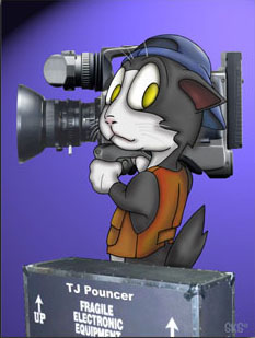 The CameraCat
